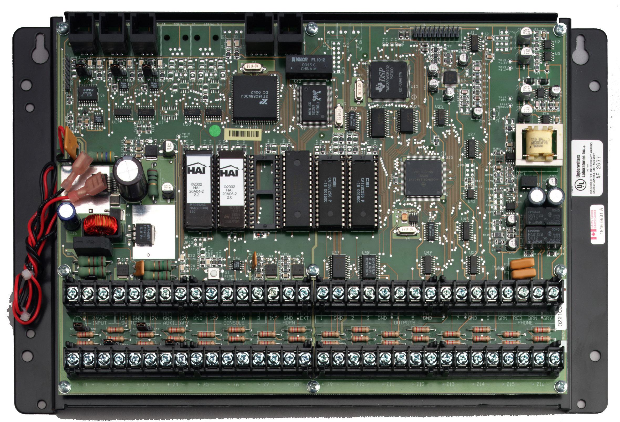 SIRKOM - 20A00-21 - Omni Pro II Controller (Board only)