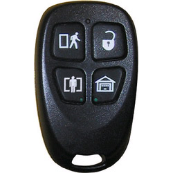 4 Button Keyfob
