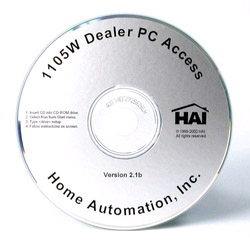 HAI End User Software / IBM-PC for Windows
