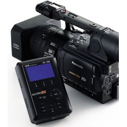 FireStore FS-100 (250 GB) portable DTE Recorder for Panasonic DVC ProHD
