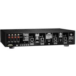 Four-Source, Four-Zone Multiroom Audio Controller-Amplifier System