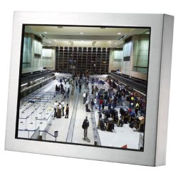 Stainless Steel Touch Panel PC - 15 inches