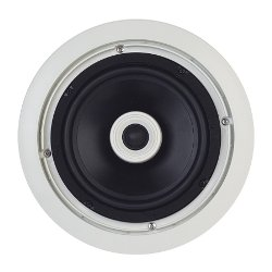 AccentPLUS1 In-Ceiling Speaker 6.5 inches with Pivoting Tweeter (Pair)