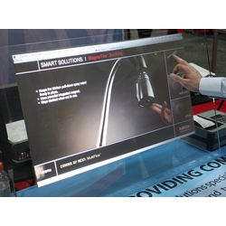 Interactive Touch Foil - 65 inches