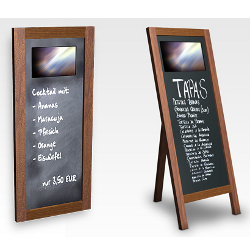 Digital Chalkboard for Restaurants with 15