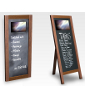 Pizarra Digital SMIL para Restaurantes con Display de 15